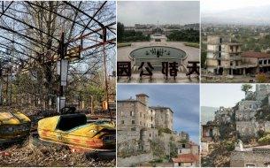 Strašidelné a najslávnejšie mestá duchov: Poď sa s nami báť!