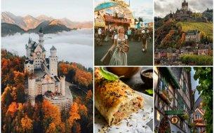 Jesenné Nemecko: 5 najkrajších miest, ktoré by si nemala vynechať!