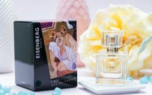 Vyhraj 4x Eisenberg I AM parfumovanú vodu v hodnote 55 €