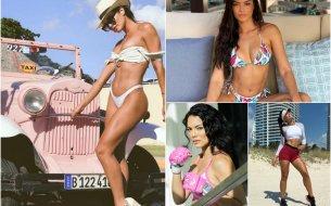 Zuleyka Rivera: Kráska z klipu Despacito a jej fit tipy