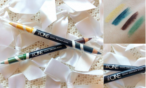 TEST: Oriflame The One obojstranná ceruzka na oči
