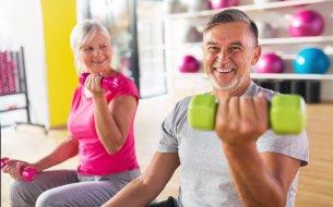 Najlepšie cviky pre seniorov: Ako zostať v pohybe a plní energie?