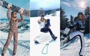 Celebrity na snehu: Kde si užívajú zimu Skoncová, Alagič a ďalší?