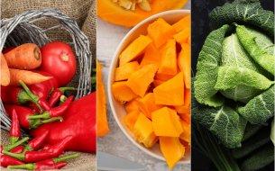 Toto je najzdravšia zelenina: Pomohla nám ju odhaliť jej farba