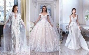 Svadobné šaty Platinum by Demetrios: Kolekcia, z ktorej si (ne)vyberieš!