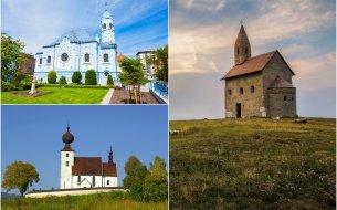 Najkrajšie chrámy na Slovensku: Jedinečné dedičstvo po predkoch