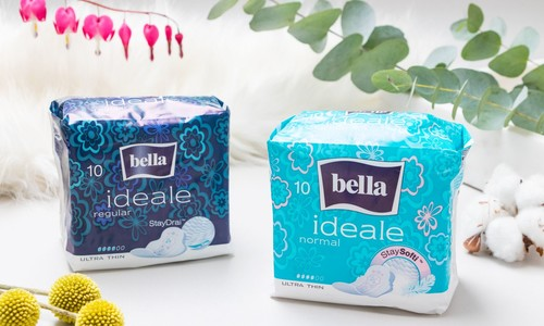 TEST: Bella Ideale StayDrai Regular a Bella Ideale StaySofti Normal