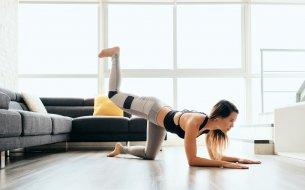 Efektívny tréning na nohy bez náčinia: Cvič doma, ušetri za posilku!