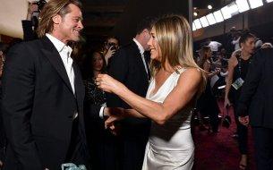 Brad Pitt a Jennifer Aniston opäť spolu?! SAG Awards 2020 prekvapilo!