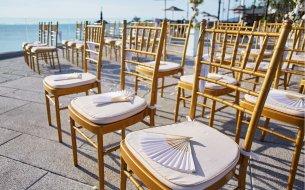 Chiavari stoličky: Vymeň obyčajné za neobyčajné