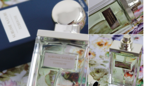 TEST: Oriflame Sublime Nature Tuberose