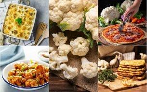 Chutné a zdravé recepty z karfiolu: Lepšie ako vyprážaný!