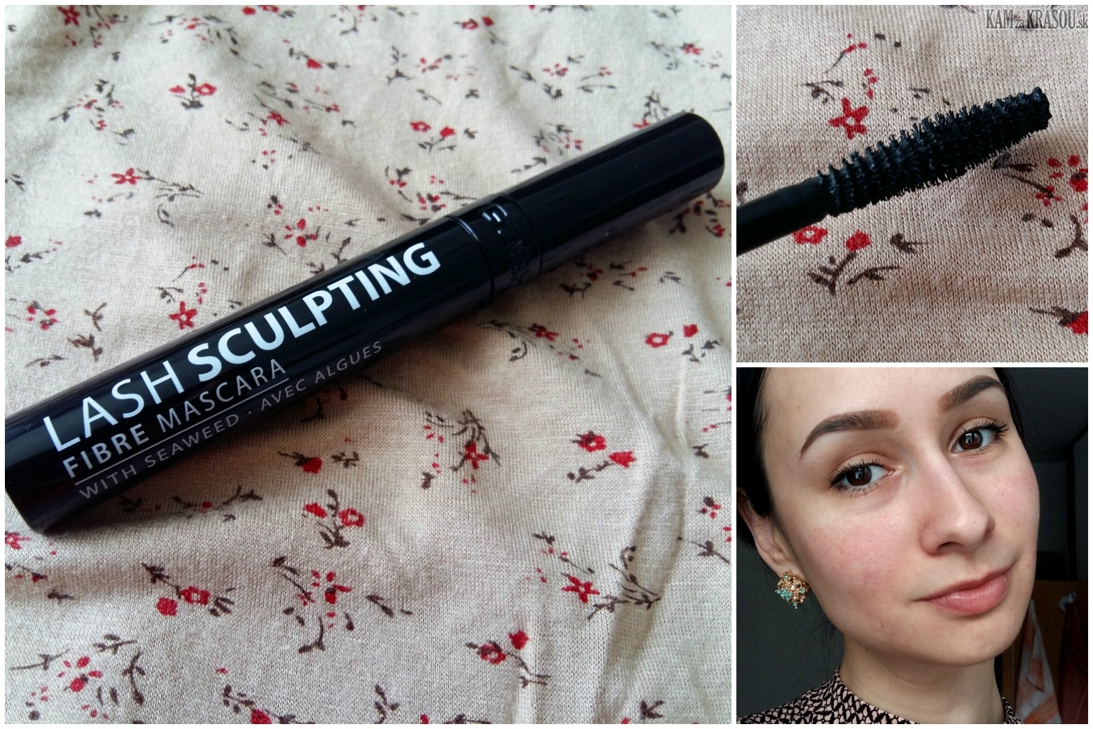 TEST: GOSH Lash Sculpting Fibre – maskara