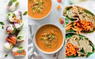 Rýchle letné recepty bez varenia: Na stole budú raz, dva, tri!