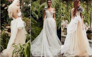 Vera Wang Spring 2020: Kolekcia šiat len pre odvážne nevesty!