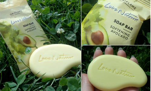 TEST: Oriflame Love Nature mydlo s avokádom