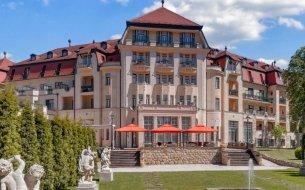 Thermia Palace Ensana Health Spa Hotel na piešťanskom Kúpeľnom ostrove je znovu otvorený