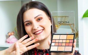 TEST: Paleta očných tieňov Gosh Grab & Go – From Dusk Till Dawn