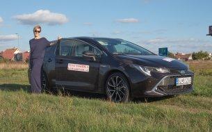 Ženský pohľad na: Toyota Corolla Touring 2.0 l Hybrid