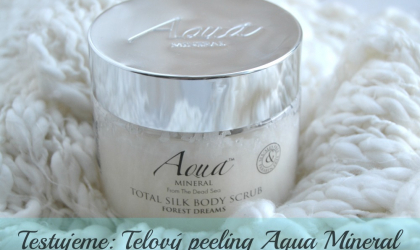 TEST: Aqua Mineral Forest Dreams - telový peeling