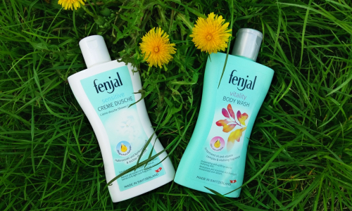TEST: FENJAL Sensitive a Vitality - Sprchový gél (200 ml)