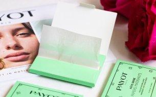 Súťaž o SOS papieriky proti lesku na pleti - PÂTE GRISE PAPIERS MATIFIANTS