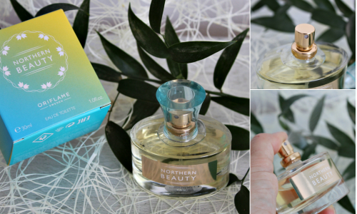 TEST: Oriflame toaletná voda Northern Beauty