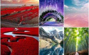 Najkrajšie miesta na Zemi: Videla si už niečo krajšie?