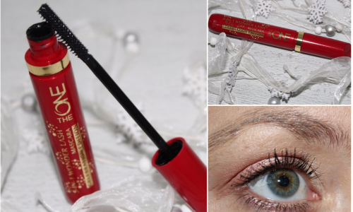 TEST: Oriflame The ONE Wonder Lash Celebration špirála