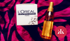 TEST: L'oréal Professionnel Mythic oil (125 ml) - KAMzaKRASOU.sk