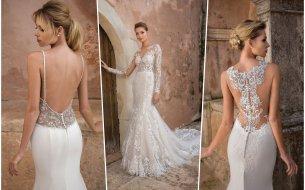 Si pripravená? Tieto zmyselné svadobné šaty očaria každého!