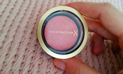 TEST: MAX FACTOR – Creme Puff Blush – lícenka