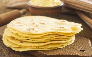 Recept na chlebové placky: Skvelá náhrada za chlieb a bez droždia!