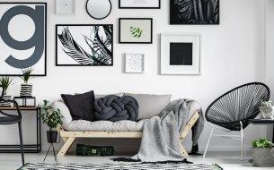Obrazy do obývačky, ktoré ju zmenia na nepoznanie