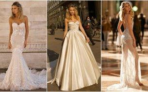 Berta Milano 2020: Dizajnové svadobné šaty, ktoré okúzlia