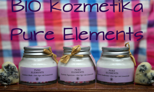 TEST: Pure Elements - CHI - rad produktov Anti Age