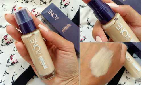 TEST: Oriflame The ONE Aquaboost – krycí krém