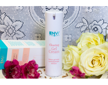 Vyhraj 2x ENVY Therapy® Clearing Gel Cream v hodnote 59 €