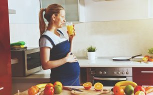 Tehotenstvo a vitamíny: Na čo nesmieš ako budúca mamička zabúdať?