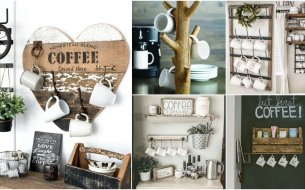 Niečo pre milovníkov kávy: Ako uložiť šálky vkusne a moderne?
