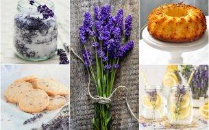Ako použiť levanduľu v kuchyni? Z týchto receptov budeš nadšená!