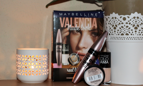 TEST: Maybelline - Valencia Nude Look